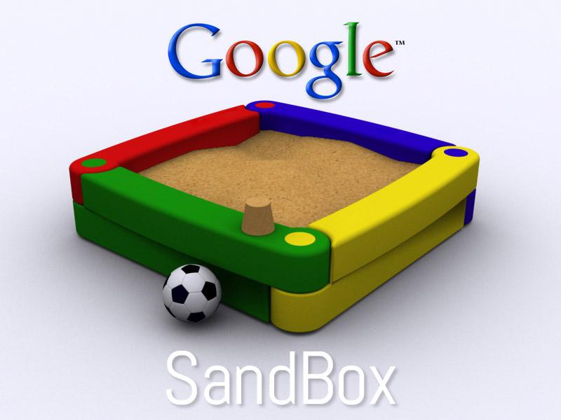 Bộ lọc Google Sandbox
