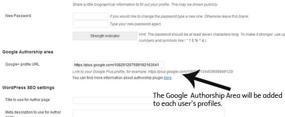 """Sử dụng thẻ rel=""""author"""" với plugin trên wordpress"""