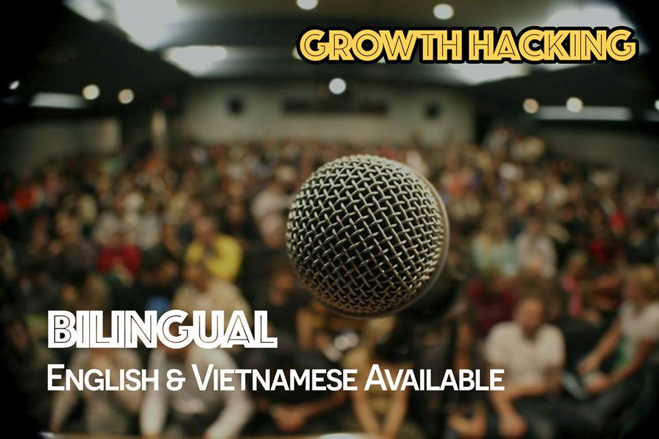 hoi thao growth hacking viet nam