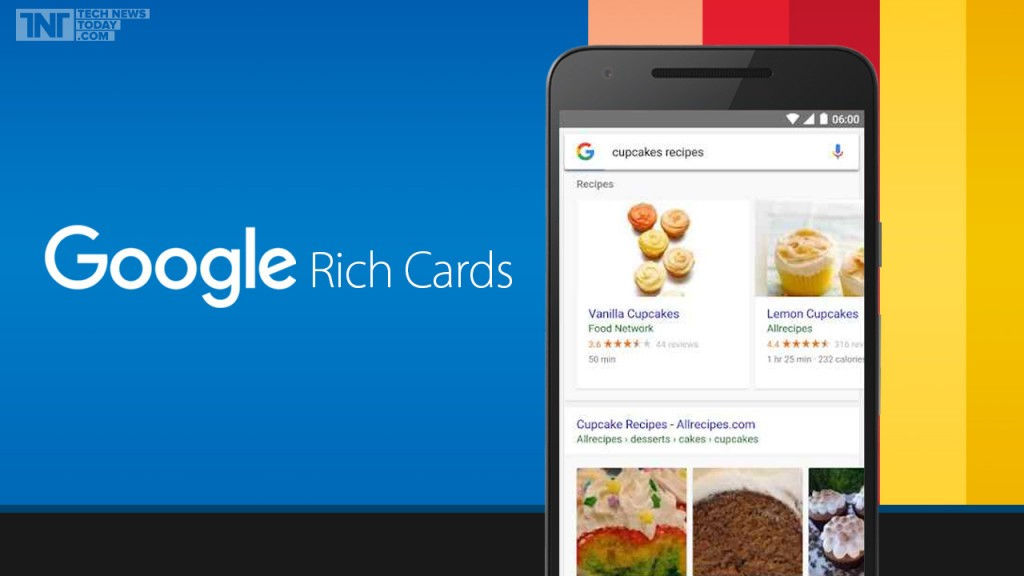 google rich card la gi