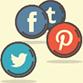 Trang đích và quảng cáo qua các trang mạng xã hội