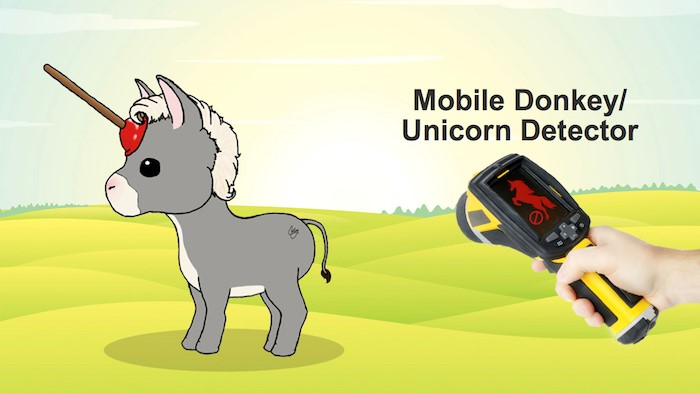 Engagement Rate Unicorn - Donkey Detector