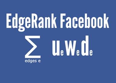 Thuật toán EdgeRank của Facebook