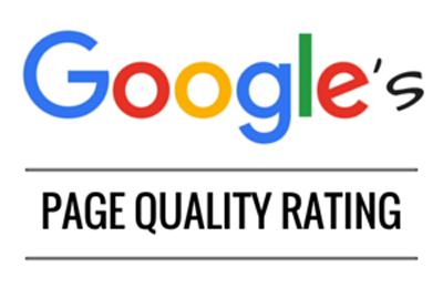 Xếp hạng chất lượng website của Google