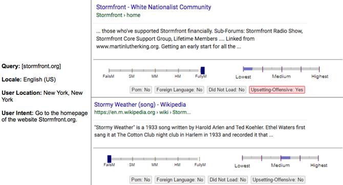 Google đánh dấu một trang web chưa hẳn trang web đó sẽ biến mất ngay