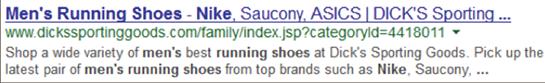 URL không thân thiện với công cụ tìm kiếm
