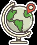 Chọn mục tiêu theo địa lý