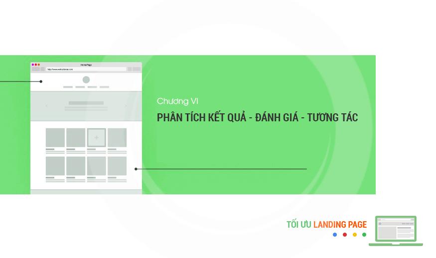 Tối ưu Landing Page - Chương VI: Phân tích kết quả - Đánh giá - Tương tác