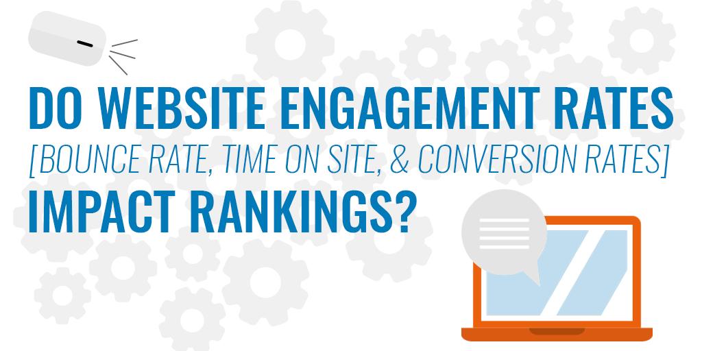 Tỷ lệ tương tác trên website có ảnh hưởng đến xếp hạng tự nhiên không?