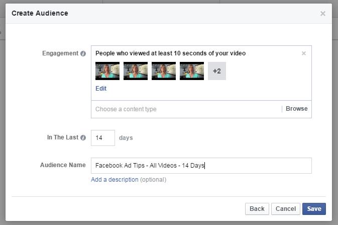 Hãy thử đăng tải thêm video vào quảng cáo khi nội dung quá dài