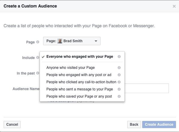 Tạo tập khách hàng tùy chỉnh dựa trên hành vi của người dùng