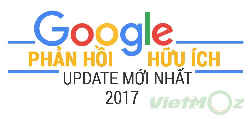 Update mới nhất về phản hồi hữu ích của Google