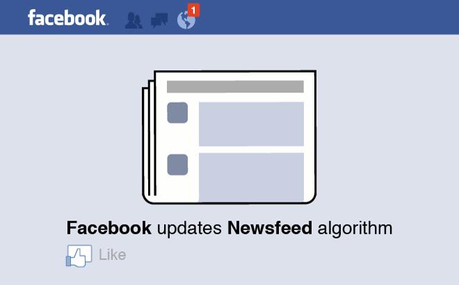 Facebook đang dần thay đổi việc hiển thị thông tin trên Newfeeds? Lối đi nào cho các nhà quảng cáo?