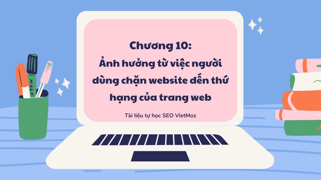 Series tu hoc SEO VietMoz - chuong 10